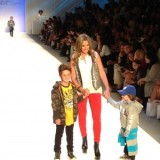 Moms Strut at 2012 Fashion Week