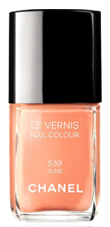Top 5 Spring 2012 Nail Colors