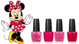 We're All Ears with OPI's New Minnie Mouse Summer Collection